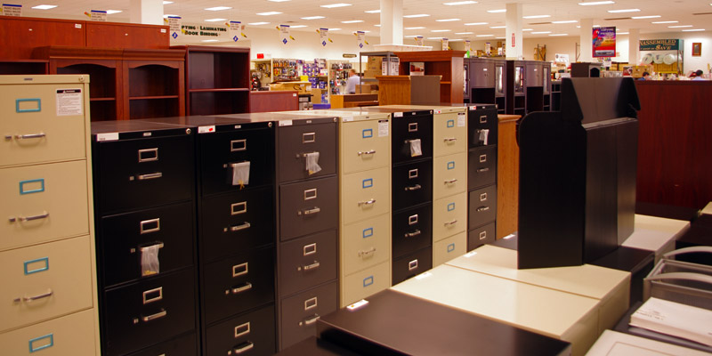 HON Filing Cabinets at JDM Office Outlet, Myerstown, PA