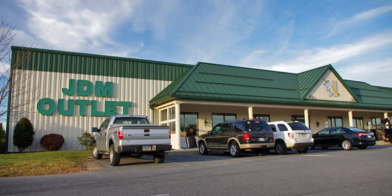 JDM Office Outlet, Myerstown, PA